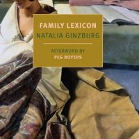 FAMILY LEXICON, a novel by Natalia Ginzburg, translated by Jenny McPhee, reviewed by Robert Sorrell