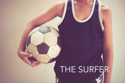 THE SURFER by Claire Rudy Foster