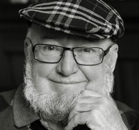 Thomas Keneally author photo
