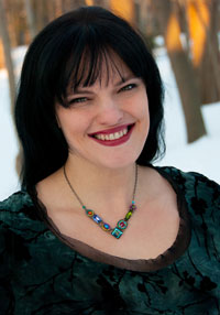 Catherynne M. Valente author photo