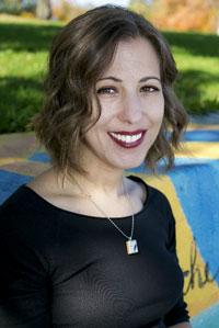 Rebecca Entel author photo