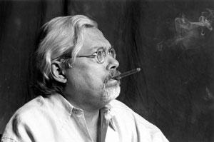Guillermo Cabrera Infante author photo