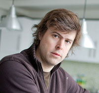 David Szalay author photo
