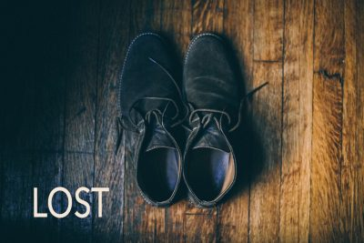 LOST by B. A. Varghese