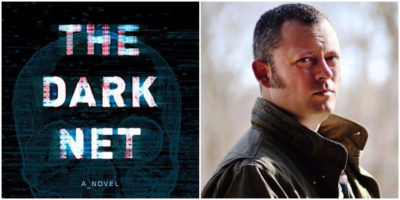 Benjamin Percy Author of THE DARK NET, interviewed by Brian Burmeister