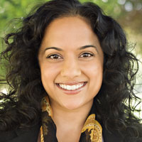 Leena Soman author photo