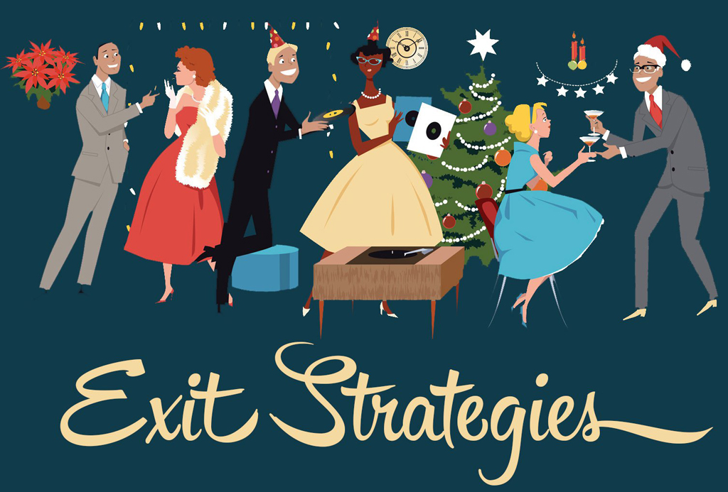 EXIT STRATEGIES by Lise Funderburg's Id as told to Lise Funderburg