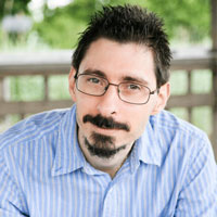 Michael T. Young author photo