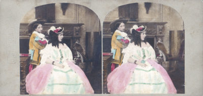 STEREOCARDS: Doubles by Kyra Simone