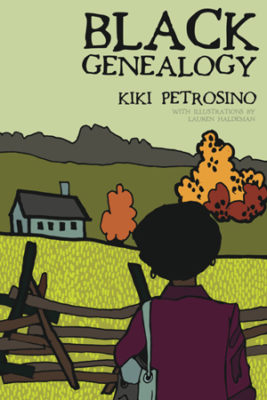 BLACK GENEALOGY, poems  by Kiki Petrosino, reviewed by Claire Oleson