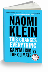 This Changes Everything Capitalism vs the Climate book jacket