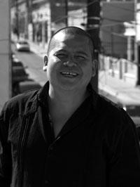 Julián Herbert author photo