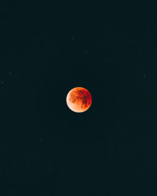 THE RED MOON by Mark A. Nobles