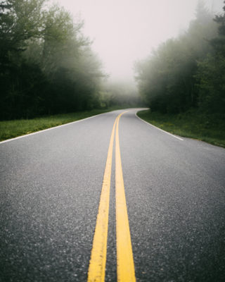 THE HIGH ROAD TO TIFFIN by Jake Montgomery