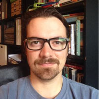 Headshot of Ben Morris