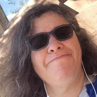 Headshot of Eleanor Levine