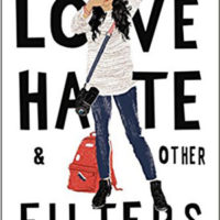 LOVE, HATE and OTHER FILTERS, a young adult novel by Samira Ahmed, reviewed by Leticia Urieta