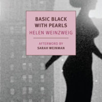 BASIC BLACK WITH PEARLS, a novel by Helen Weinzweig, reviewed by Jodi Monster