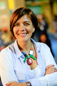 Magela Baudoin author photo