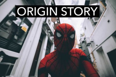 ORIGIN STORY by David Marchino