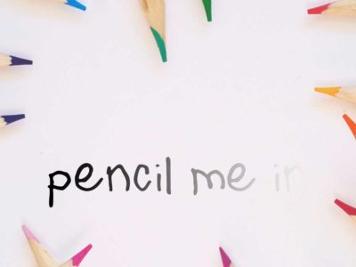 PENCIL ME IN by Hannah Harlow