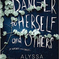 A DANGER TO HERSELF AND OTHERS, a young adult novel by Alyssa Sheinmel, reviewed by Kristie Gadson