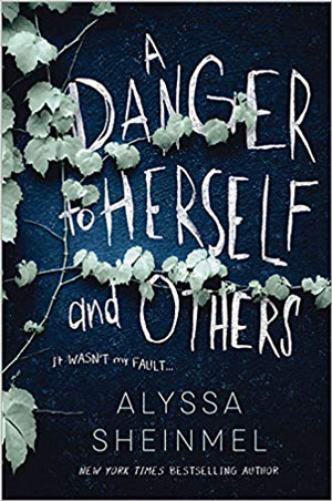 A Danger to Herself and Others book jacket