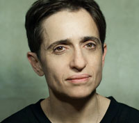 Headshot of Masha Gessen