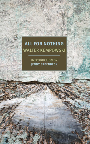 All for Nothing book jacket featuring abstract pastel artwork