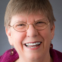 Barbara Daniels author photo