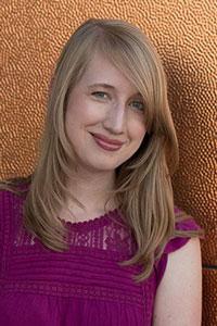 Headshot of Joanna Ruth Meyer