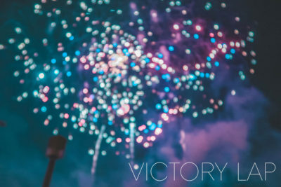 VICTORY LAP by Tommy Dean