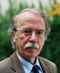 Headshot of Walter Kempowski