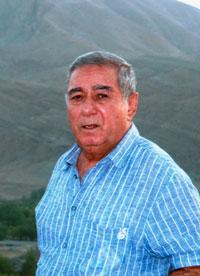 Headshot of Akram Aylisli