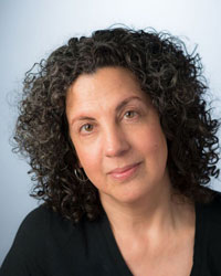 Headshot of Lia Purpura