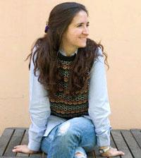 Headshot of María Gainza