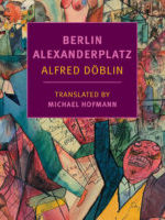 jacket cover for Berlin Alexanderplatz