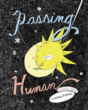 Passing for Human cover art