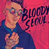 Bloody Seoul jacket art