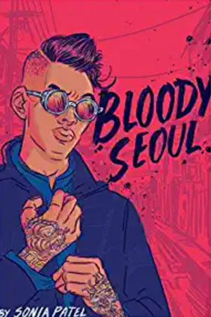 Bloody Seoul jacket art
