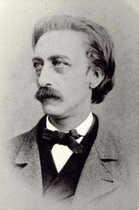 Photograph of Eduard Douwes Dekker; 1820–1887