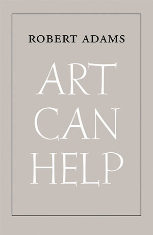 Art Can Help Book Jacket