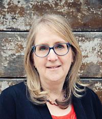 Author headshot for Carole Bernstein