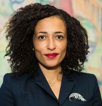 Zadie Smith author headshot