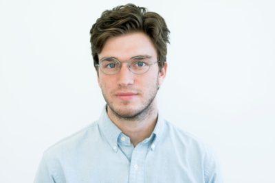 Headshot of Connor Goodwin