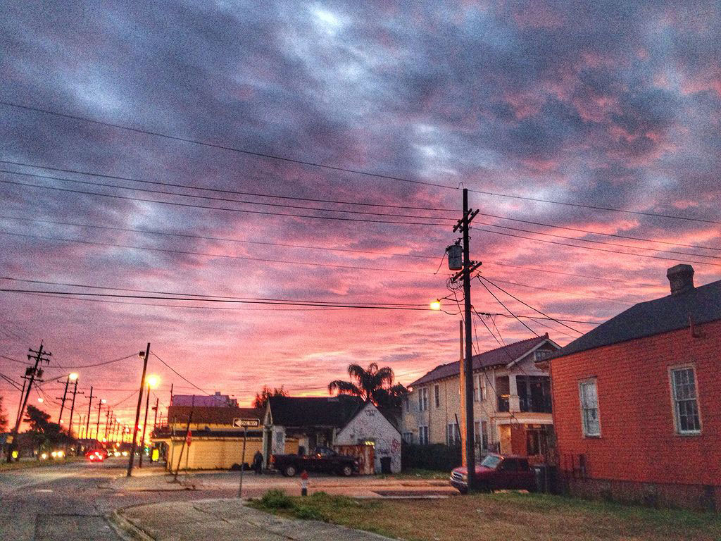 street view, new orleans