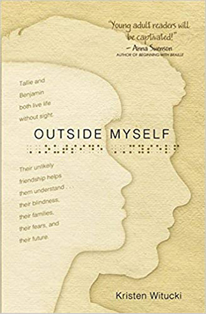 Outside Myself book jacket