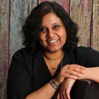 Neeru Nagarajan author photo