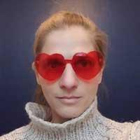 Sherine Elise Gilmour author photo