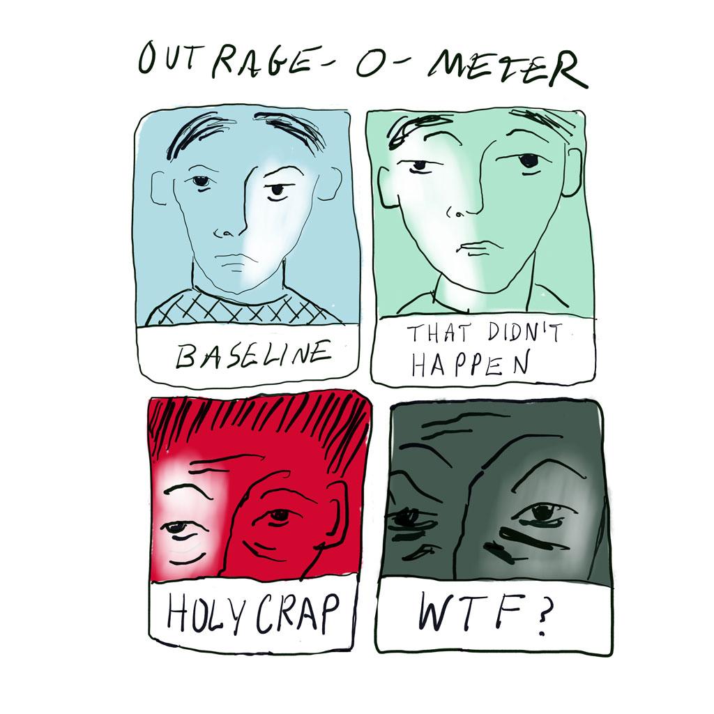 Outrage-o-meter